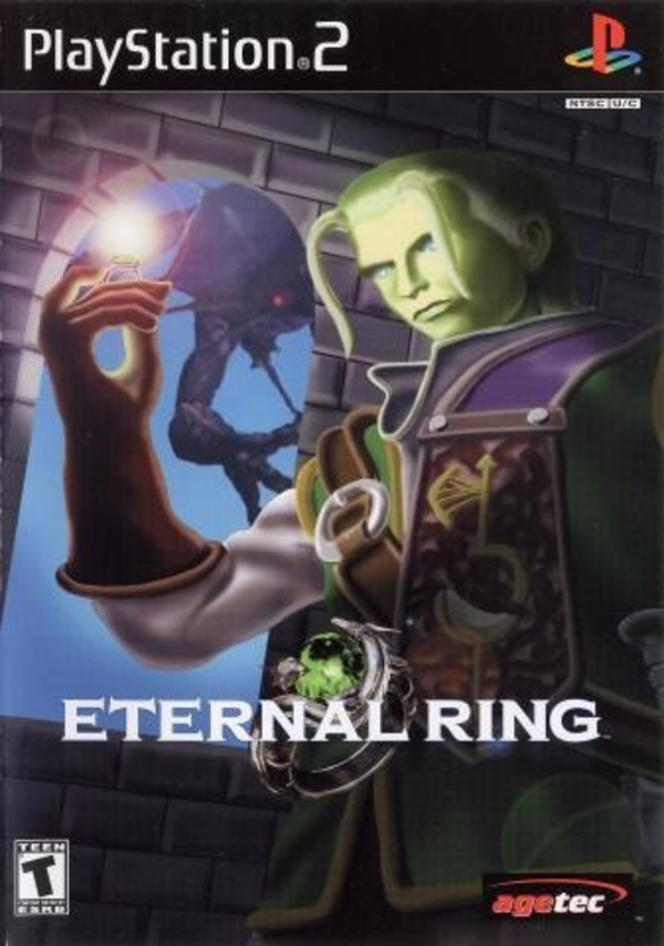 Cover zu Eternal Ring