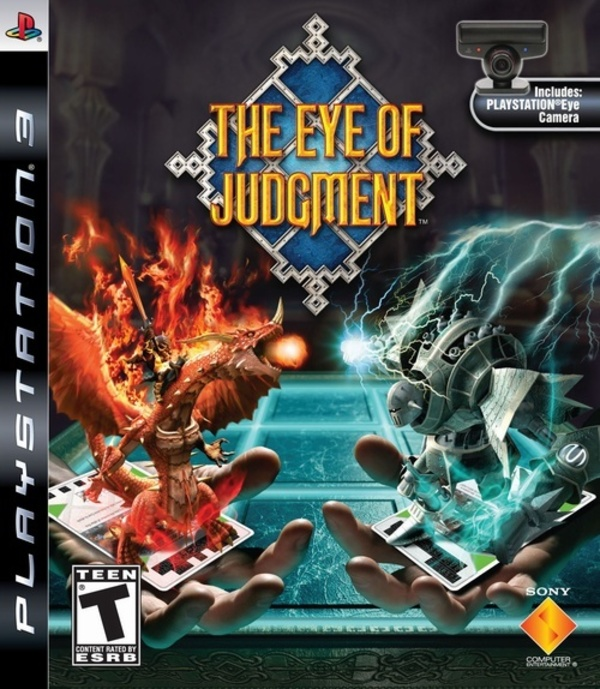 Cover zu Eye of Judgement