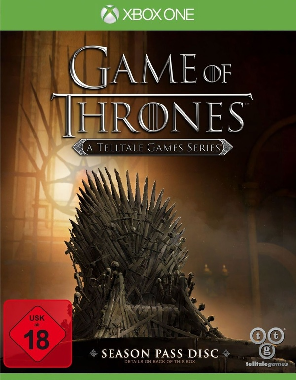 Cover zu Game of Thrones: A Telltale Games Series