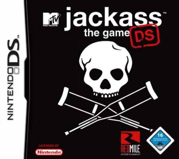 Cover zu Jackass: The Game