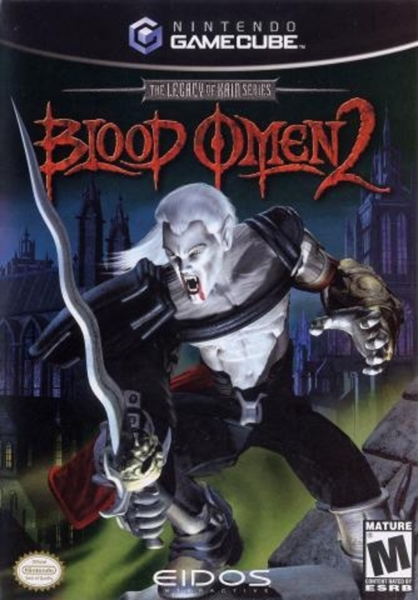 Cover zu Blood Omen 2