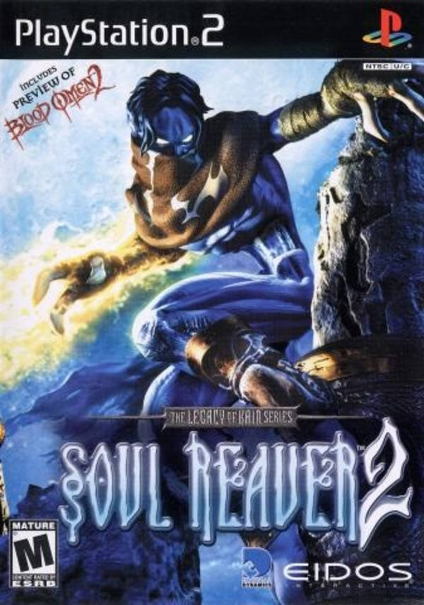 Cover zu Legacy of Kain: Soul Reaver 2