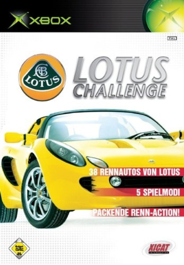 Cover zu Lotus Challenge