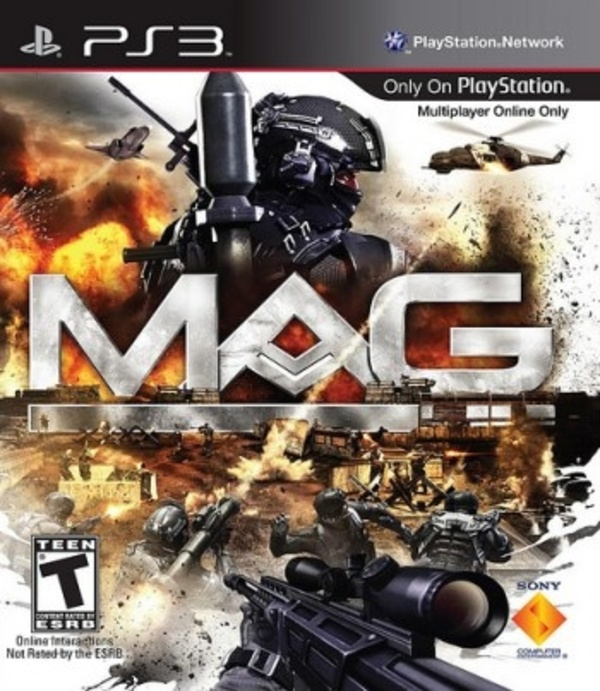 Cover zu MAG: Massive Action Game