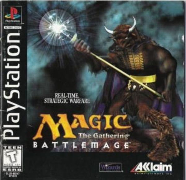 Cover zu Magic: The Gathering - Battlemage