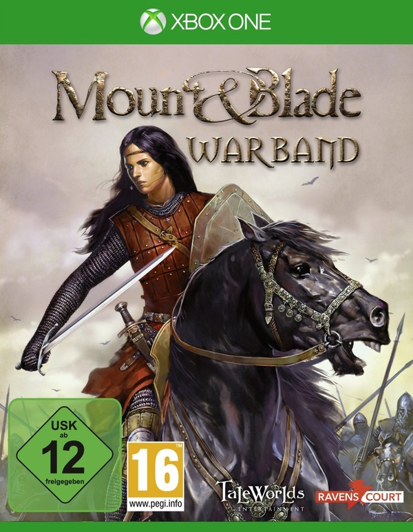 Cover zu Mount & Blade: Warband HD