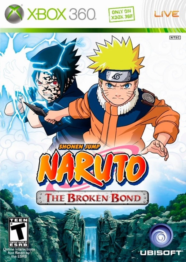 Cover zu Naruto: The Broken Bond