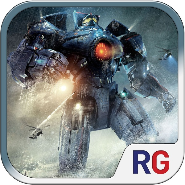 Cover zu Pacific Rim