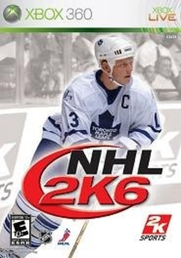 Cover zu NHL 2K6