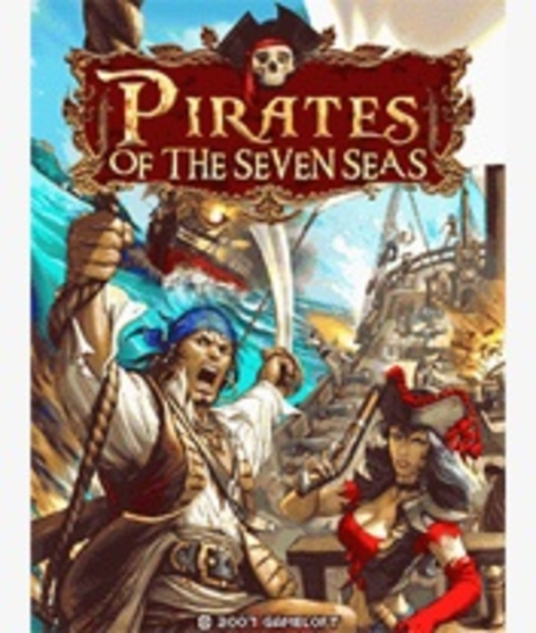 Cover zu Pirates of the Seven Seas