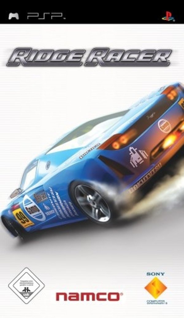 Cover zu Ridge Racer