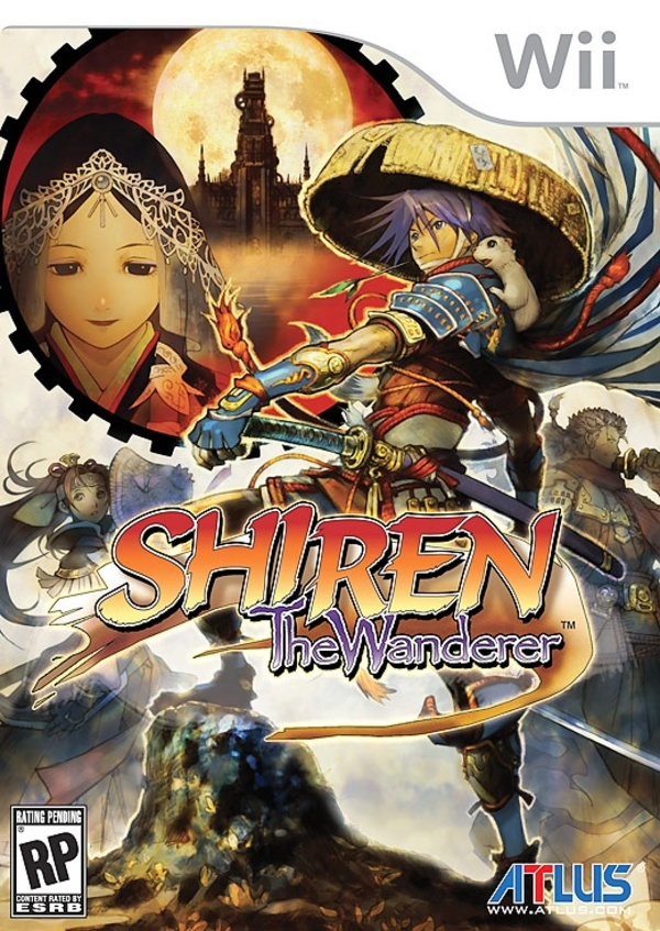 Cover zu Shiren the Wanderer