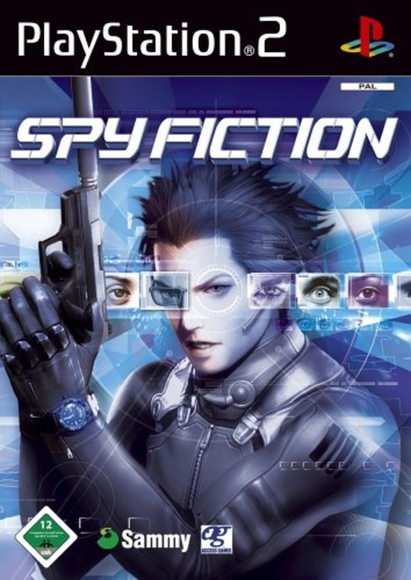 Cover zu Spy Fiction