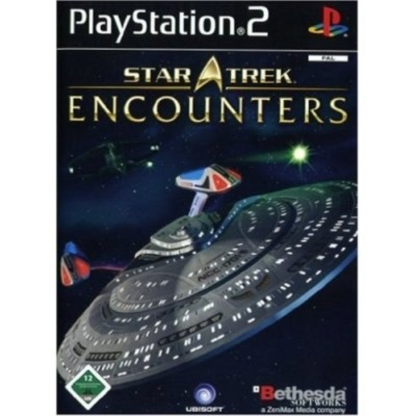 Cover zu Star Trek: Encounters