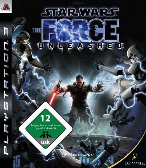 Cover zu Star Wars: The Force Unleashed