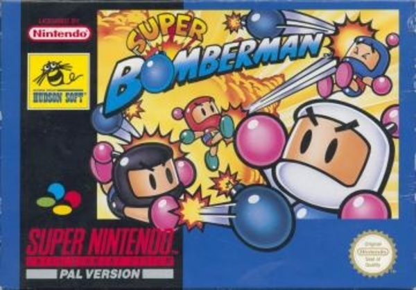 Cover zu Super Bomberman