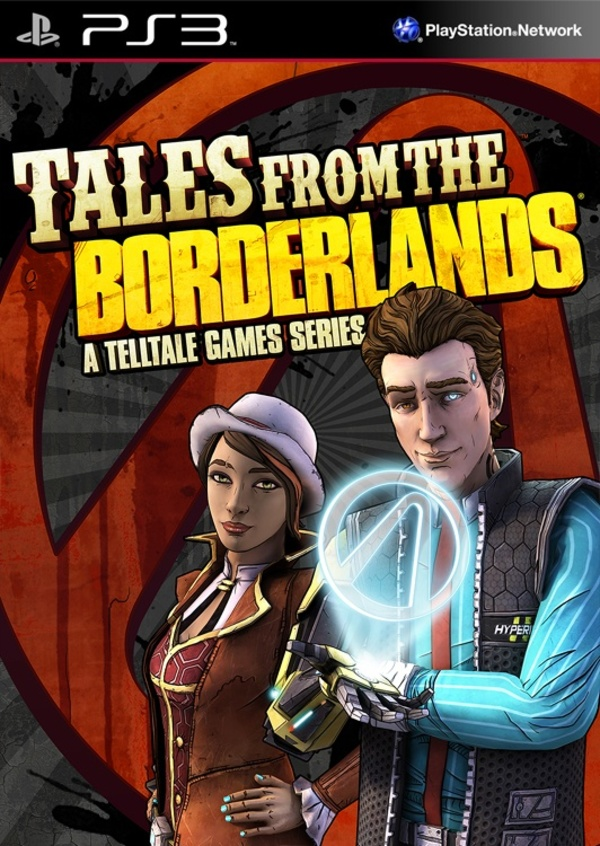 Cover zu Tales from the Borderlands