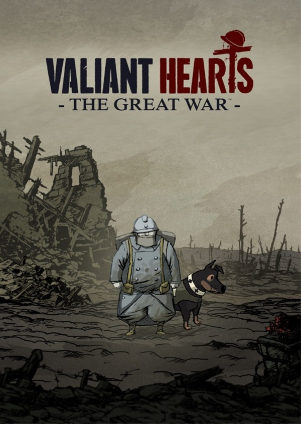 Cover zu Valiant Hearts: The Great War