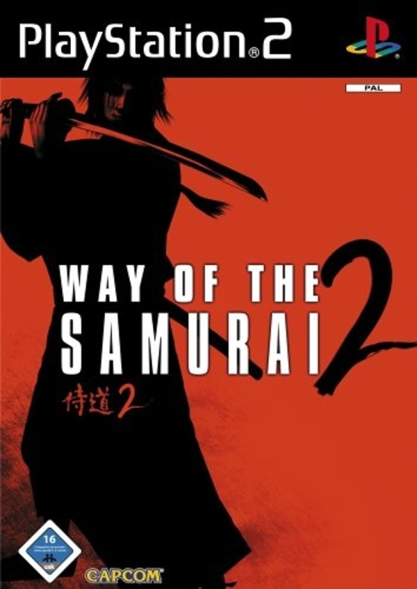 Cover zu Way of the Samurai 2
