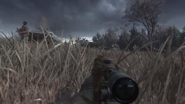 Call of Duty 4: Modern Warfare - Wie die wohl beste Mission entstand