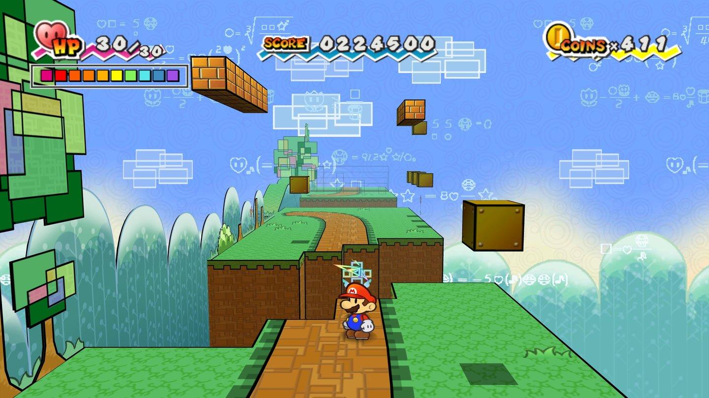 New Paper Mario Neue Gerüchte Um Wii U Spiel Gamepro