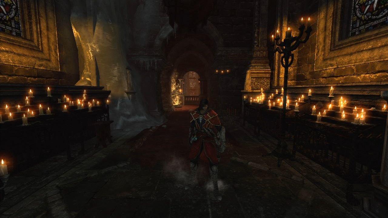 Kletterausrüstung Zelda : Castlevania: lords of shadow im test für xbox 360 und playstation 3