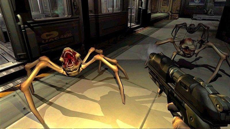 Xbox One - Doom 3 BFG Edition jetzt abwärtskompatibel