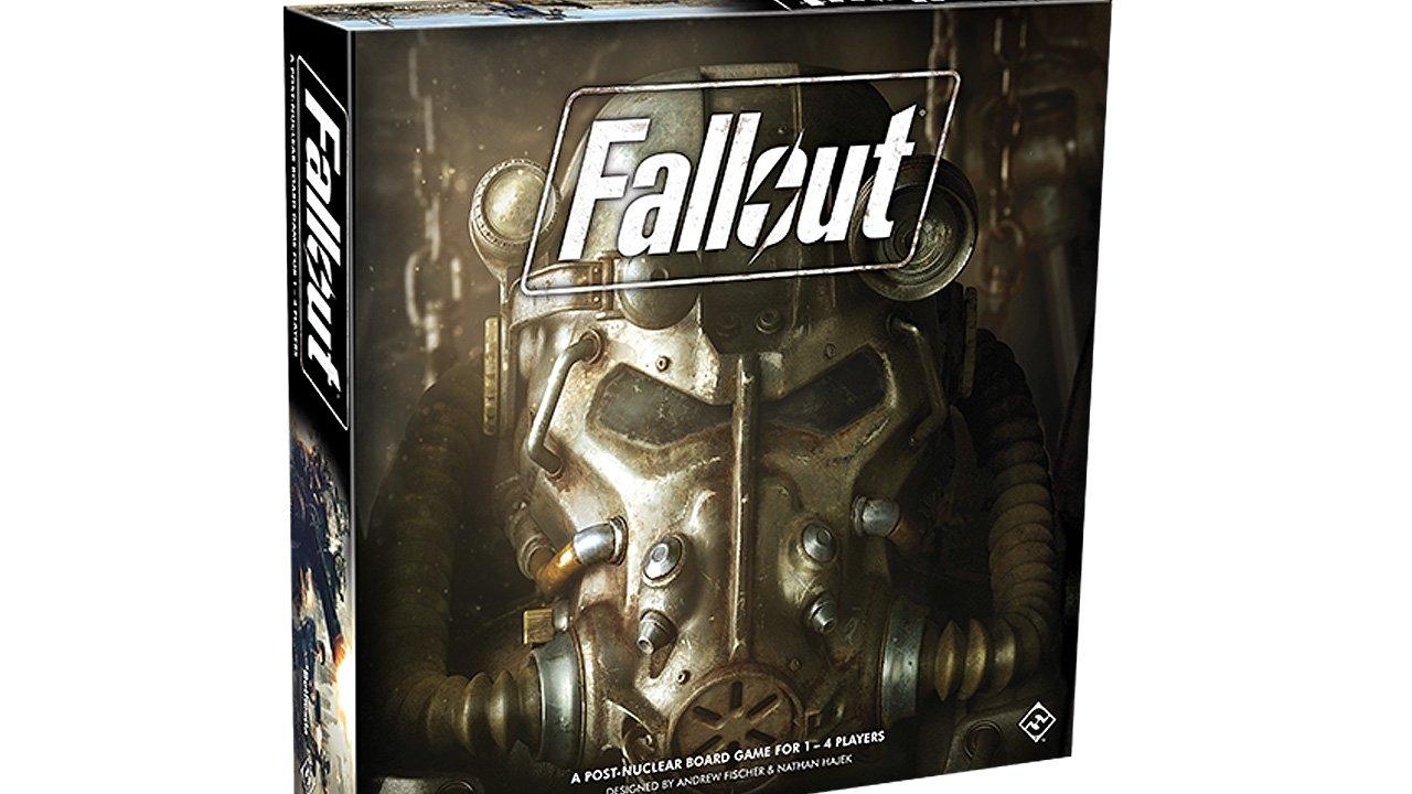 Fallout - Brettspiel-Adaption für bis zu vier Spieler erscheint ...