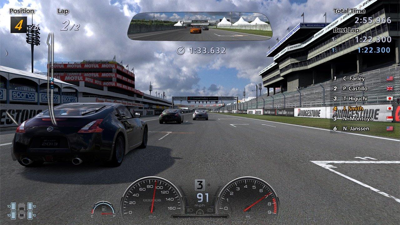 Gran Turismo 6 Version Für Playstation 4 Möglich Dann Aber