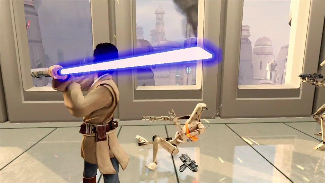 Kinect Star Wars - E3-Trailer zeigt Kinect Star Wars im Einsatz ...