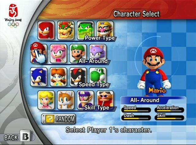 Mario Vs Sonic Olympische Spiele Spiel Zu Olympia In Vancouver