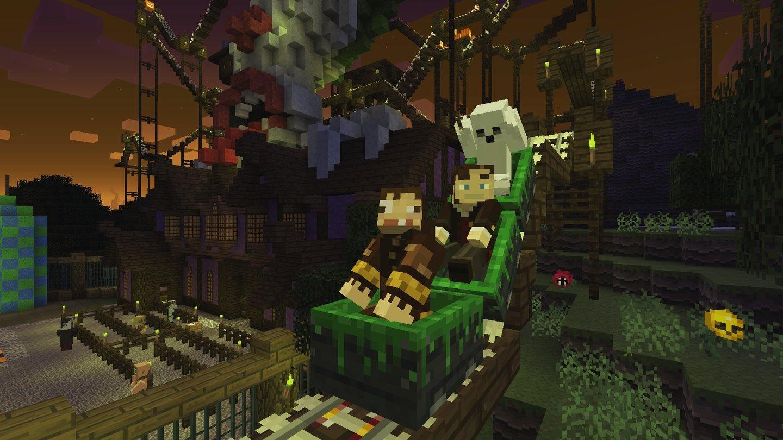 Minecraft HorrorDLC Mit GruselSkins Zu Halloween GamePro - Minecraft spieler skin suchen
