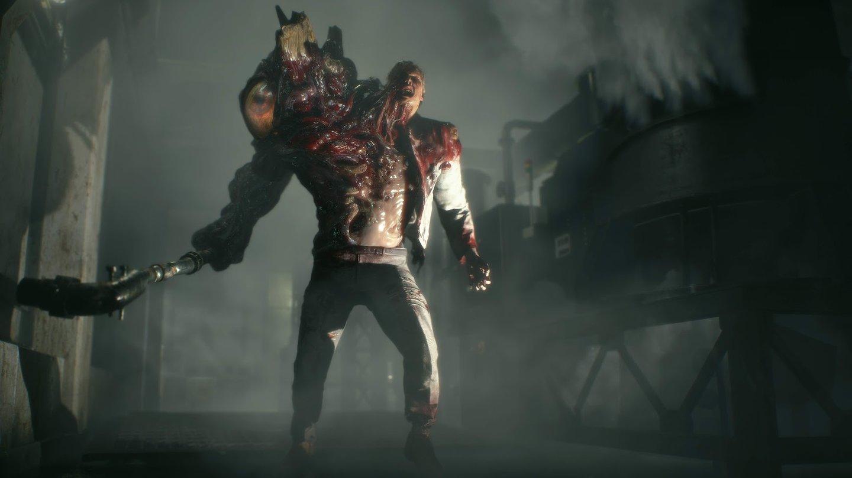 Resident Evil 2 Preview Besser Als Je Zuvor Trotzdem Old School