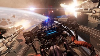 EVE: Valkyrie - Screenshots aus der Unreal 4 Engine