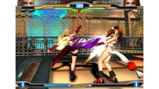 King of Fighters Maximum Impact 2 PS2 8