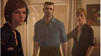 <b>Life is Strange: Before the Storm - Episode 3</b><br>Manche Teile der Geschichte wie Chloes Familiensituation können wir kaum beeinflussen, weil das Originalspiel den Ausgang vorschreibt.