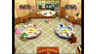 Fulfill toads food order in this mini game