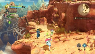 Ni No Kuni 2: Revenant Kingdom - Screenshots von der PlayStation Experience 2016