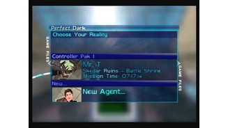 I pity the fool who don't play Perfect Dark.