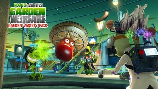 <b>Plants vs. Zombies: Garden Warfare</b><br/>Screenshot aus dem DLC »Garden Variety Pack«