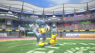 Pokémon Tekken - Screenshots