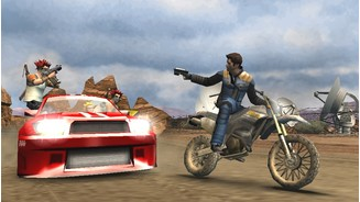 Pursuit Force PSP 1