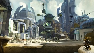 Ratchet Clank Future 1