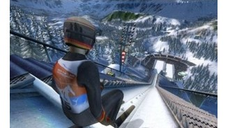 RTL Winter Sports 2008 Wii 1