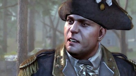 Assassin's Creed 3 - Trailer zum PS3-exklusiven »Benedict Arnold«-DLC