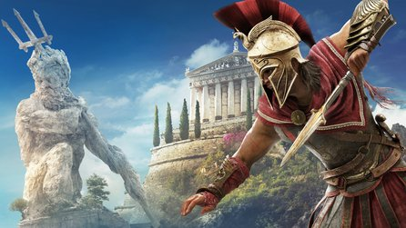 Assassin's Creed: Odyssey - Update 1.3.0 bereitet neue Atlantis-Episode vor