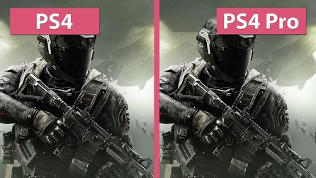 Call of Duty: Infinite Warfare - PS4 und PS4 Pro im Vergleichs-Video