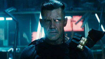 Deadpool 2 - Trailer mit Ryan Reynolds und Josh Brolin als Cable