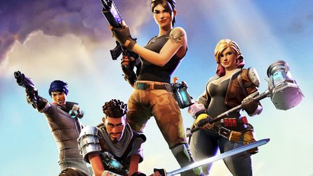 Fortnite - Jetpacks sollen heute an den Start gehen