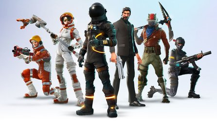 Fortnite - Server heute wegen Wartung down, Update v3.6 kommt